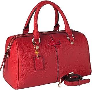 69e1951fa Bolsa Feminina Bau Alice Palucci Semax Transversal Tiracolo Vermelha  AL8802VM