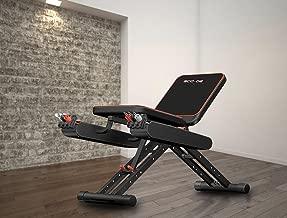 ECO-DE Gimnasio en casa Multiestación de Fitness Biceps Triceps Pectorales Abdominales Lumbares Total Gym 50 ejercicios, ECO-849