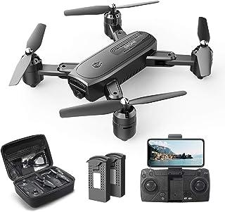 DEERC D30 Faltbar Drohne mit 1080P HD Kamera für Kinder,RC Quadrocopter ferngesteuert..