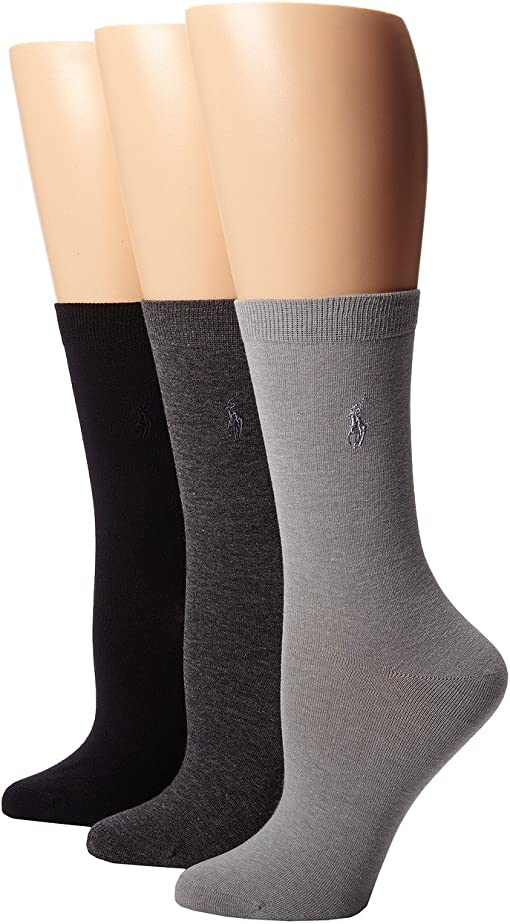 Charcoal Heather Assorted