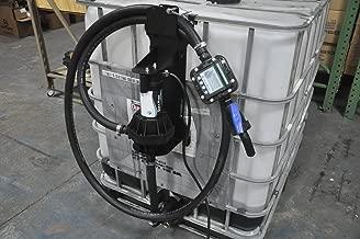 Dura-Pump Easy Caddy w/Dura Meter-110Volt Viton (DPEM-4315V)