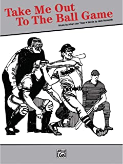 Take Me Out to the Ball Game - Sheet Music - (Jack Norworth, Piano/Vocal/Chords)