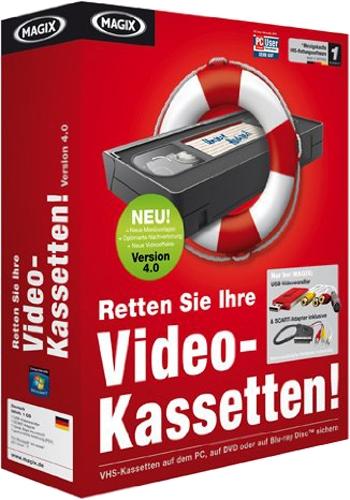MAGIX Retten Sie Ihre Videokassetten 4