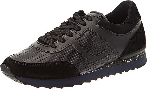Trussardi Jeans FonctionneHommest with Holes, Chaussures de Gymnastique Homme