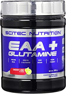 Scitec Nutrition EAA + Glutamine, 300 g Dose (Cherry-Lime)