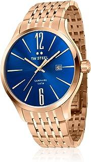 ساعة كاجوال للرجال من تي دابليو ستيل انالوج، ستانلس ستيل - TW1309