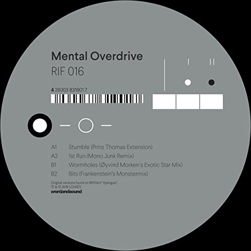Stumble (Prins Thomas Extension) by Mental Overdrive on