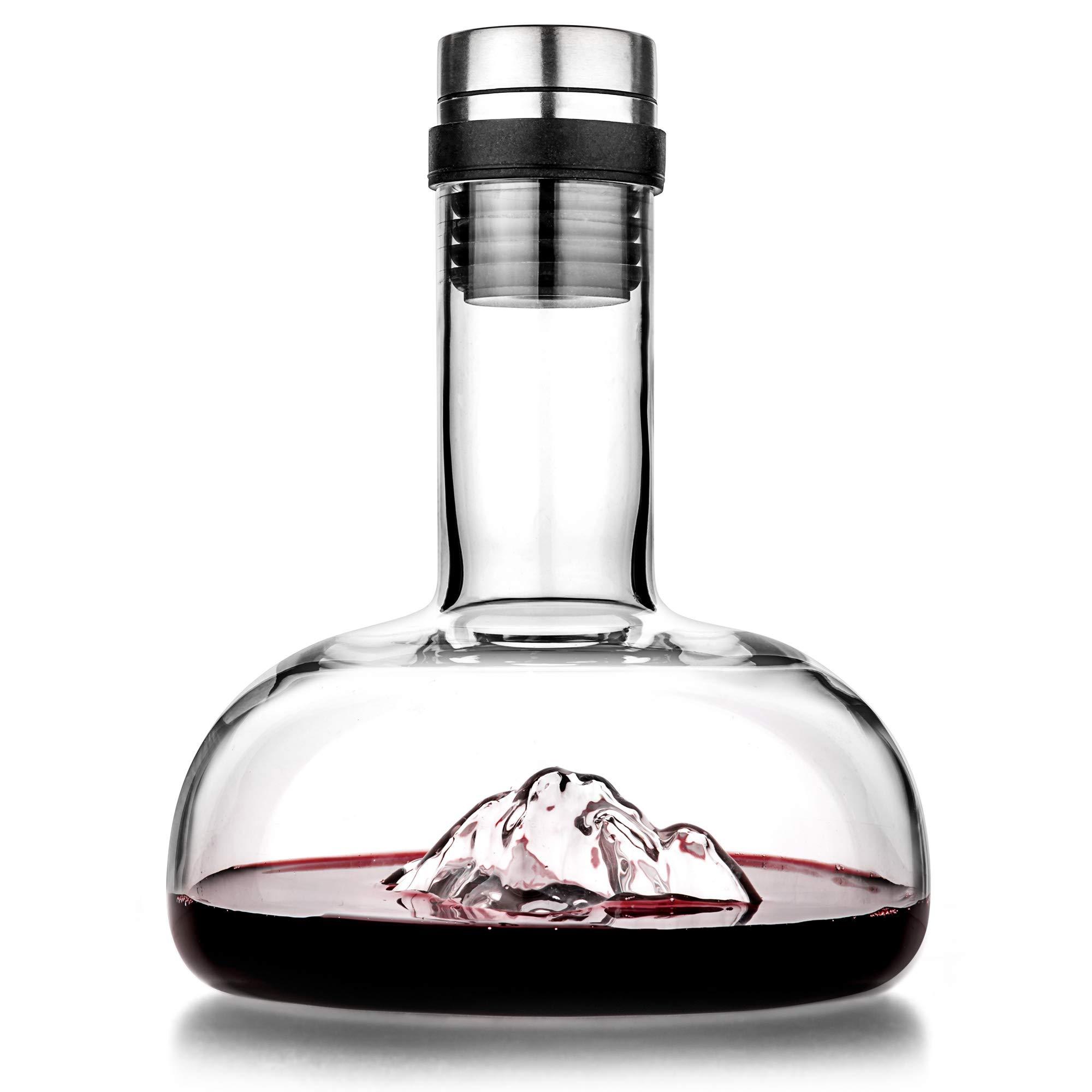 Aficionado Wine Aerating Decanter