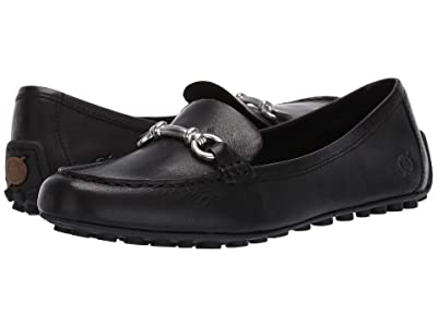 Born Magnolia (Black Full Grain Leather) Women