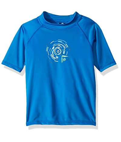 Kanu Surf Paradise UPF 50+ Sun Protective Rashguard Swim Shirt (Big Kids)