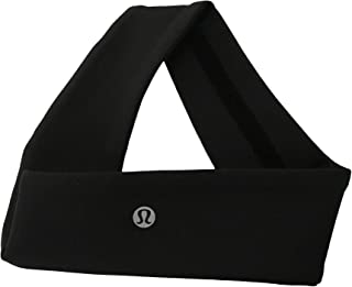 Lululemon Fly Away Tamer Headband II (Black Full-On Luon)