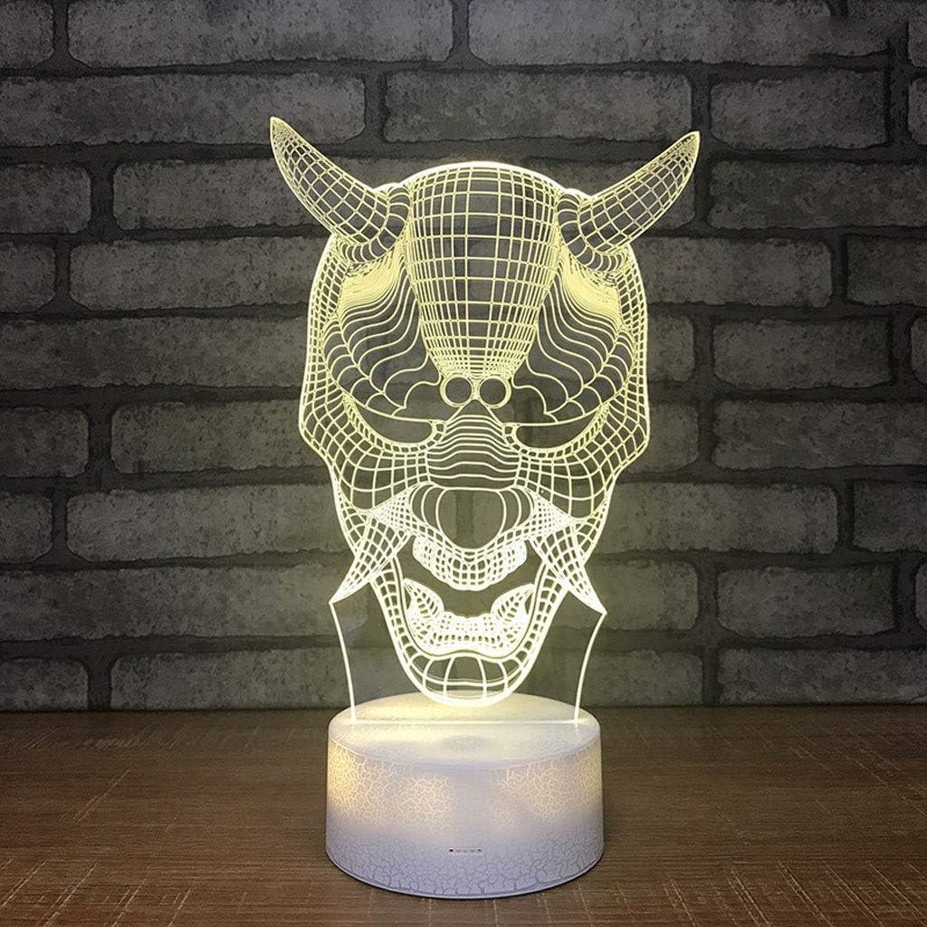 Decor Lamp 3D Free Shipping Cheap Bargain Gift Night Light Bedside Led Des Indefinitely Bedroom