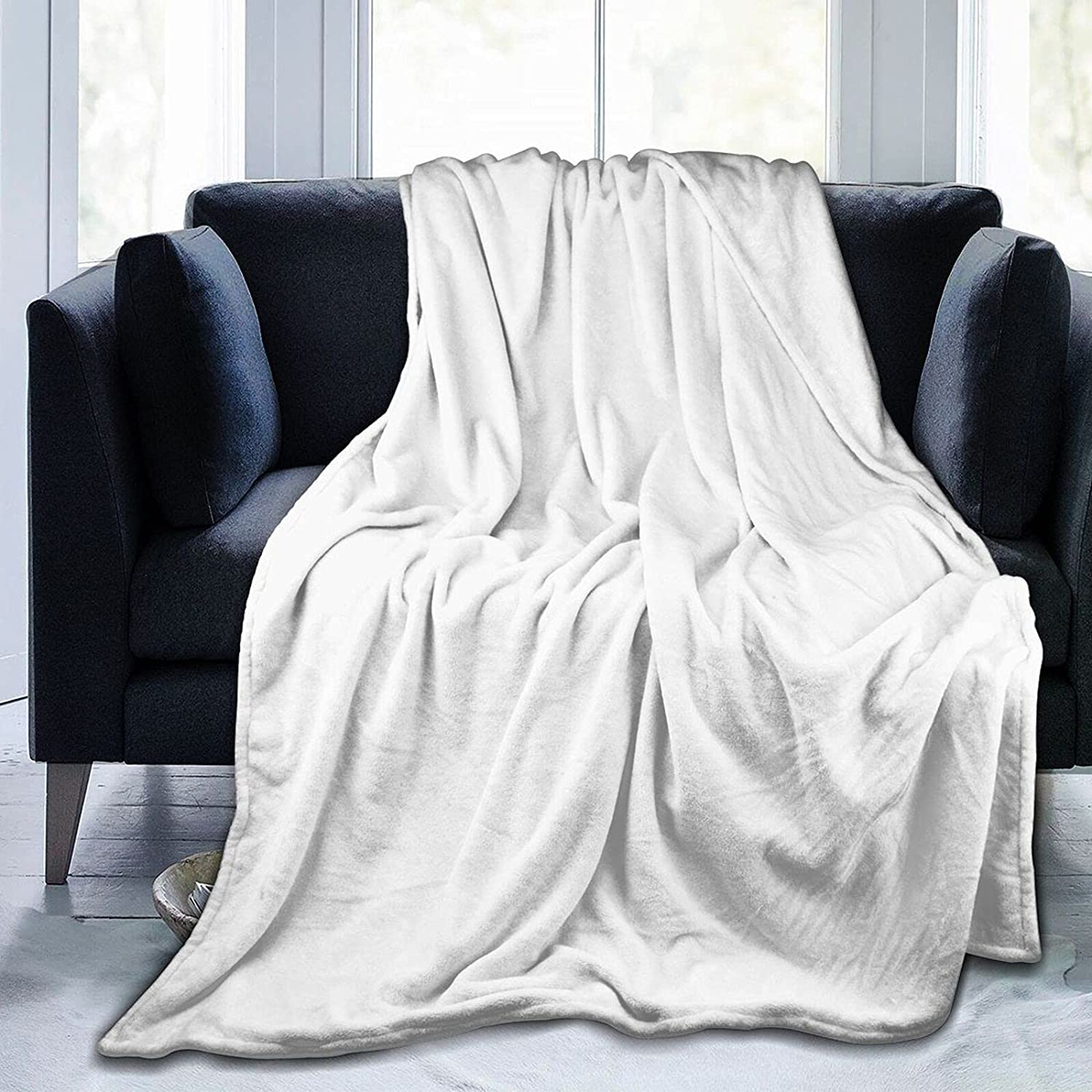 SEAL limited product Reneealsip Max 53% OFF Home Fleece Throw Blankets for Cozy Wa Couch Bed Sofa