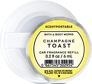 Bath & Body Works Scentportable Fragrance Refill Disc Champagne Toast
