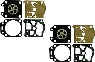Facibom K20-WAT WA WT Apto para Carburador WALBRO Junta de DIAFRAGMA REPARACI/óN de Agujas Juego de CARBURADOR