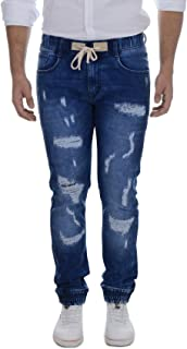 Ben Martin's Men's Regular Fit Denim Joggers