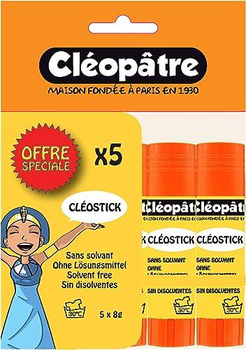 venta al por mayor barato Cleopatra Cleopatra Cleopatra bl5ba8 Lote de 5tubos de cola de 8G  barato y de alta calidad