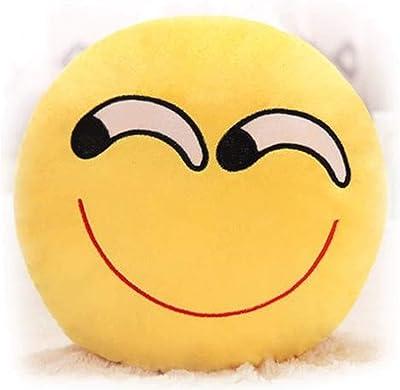 Amazon.com: E.a@market Emoji Funny 2D - Almohada de peluche ...
