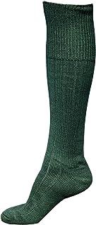 Men's Green 65% Wool Blend Traditional Long Hose Kilt Sock