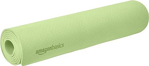 "AmazonBasics TPE Yoga Mat, 1/4"""