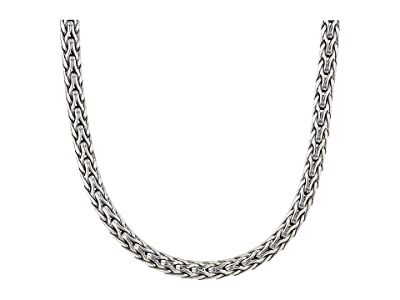 John Hardy Classic Chain Slim Necklace 3.5 mm. (Silver) Necklace