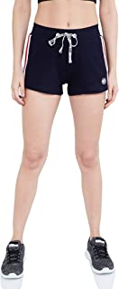 MAX Women's Textured Elasticated Shorts