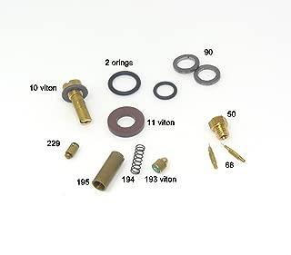 BriteLyt/Petromax USA Parts kit with 2 O-rings.