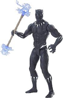 Marvel Figura Black Panther, Vibranium 6 Pulgadas