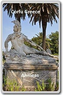 Enjoymagnets ACI Castello CALAMITA Magnete Sicilia Fridge Magnet Souvenir Love VAR. Black CT