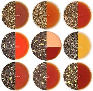 VAHDAM, Chai Tea Sampler - 10 TEAS, 50 Servings | 100% NATURAL SPICES | India's Original Masala Chai Teas | Gift for Chai ...