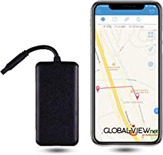 Global-View.Net Wired GPS Tracker for Vehicles & Fleet GPS Tracker - with Free App & PC Software - Works on Any Car or Truck!