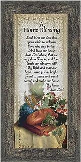 A Home Blessing, God Bless This Home Sign, Home Blessing DÃcor, 7759 (, Barnwood5)