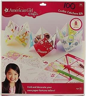 american girl crafts fancy paper danglers