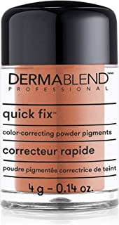 Dermablend Quick-Fix Color Correcting Powder Pigments, Color Corrector Makeup Concealer for Imperfections, 0.14oz