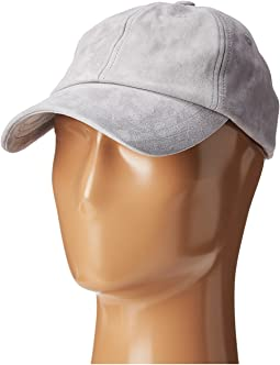 Hat Attack - Suede Baseball Cap