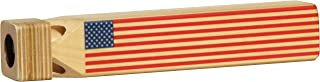 Train Whistle with Flag Print - Made in USA