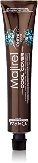 LOreal Paris Majirel Cool Cover - # 8.8 Light Mocha Blonde by LOreal Professional for Unisex - 1.7 oz Hair Color, 50 ml