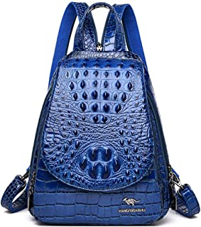 FTSUCQ Womens Vogue Daypack Satchels Shoulder Handbags Casual Hobos Satchels School Bag Backpack