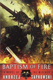 Baptism of Fire by Andrzej Sapkowski - Paperback