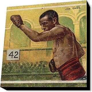 Lamp-In-A-Box Sports-Vintage Boxing Card Joe Gans 6