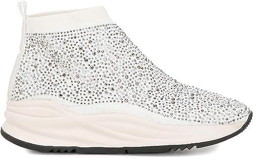 Cafenegro DA900 zapatos mujeres blancoo 35
