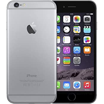 Apple iPhone 6 32Gb Gris Espacial - Mq3d2dl/A: Apple: Amazon.es: Electrónica