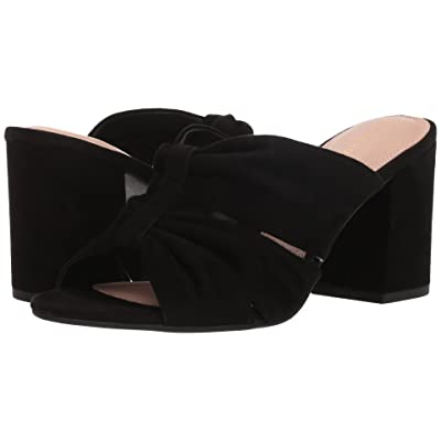 Taryn Rose Lana (Black Suede) Women
