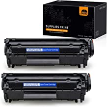 JARBO Compatible Toner Cartridges Repalcement for HP 12A Q2612A, 2 Black, Use with Laserjet 1020 1012 1022 1010 1018 1022n 3015 3030 3050 3052 3055 M1319F Printer