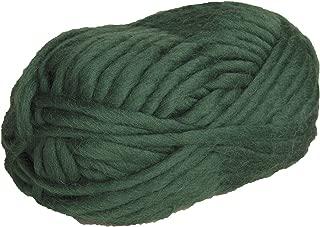 Knit Picks Tuff Puff Super Bulky 100% Wool - 100 Gram Skein (Ivy)