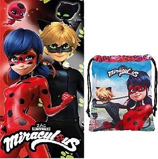 Stickers 3D Miraculous Ladybug Et Chat Noir réf 52511 52511