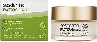 Sesderma - Crema hidratante rejuvenecedora facial para todo tipo de piel, 50 ml