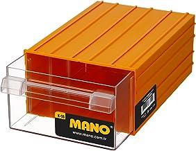 Mano Çekmeceli Kutu, Sarı, K/55