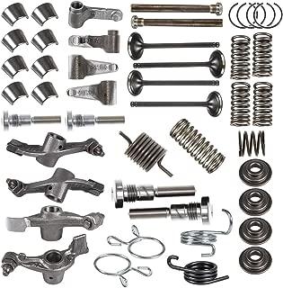 NICHE 397cc Cylinder Head Intake Valve Rebuild Kit For Honda 1996-2014 TRX400 XR400R 14711-KCY-670