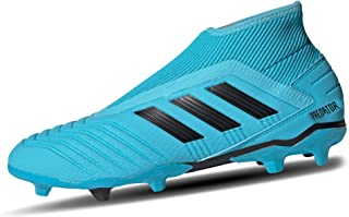 adidas Men Soccer Shoes Cleats Predator 19.3 LL Football Firm Ground Boot (41 1/3 EU - 7.5 UK - 8 US)